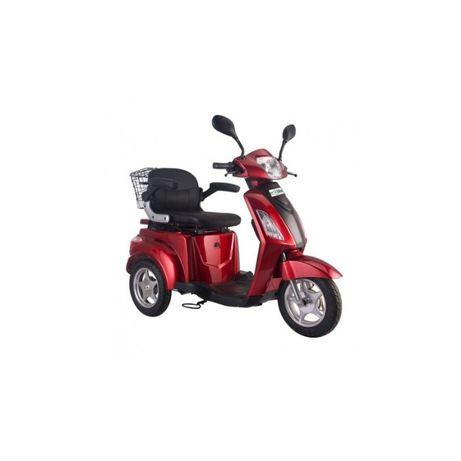 Tricicleta electrica 500 W, 48 V, autonomie 60 km, 3 viteze, TRD 910