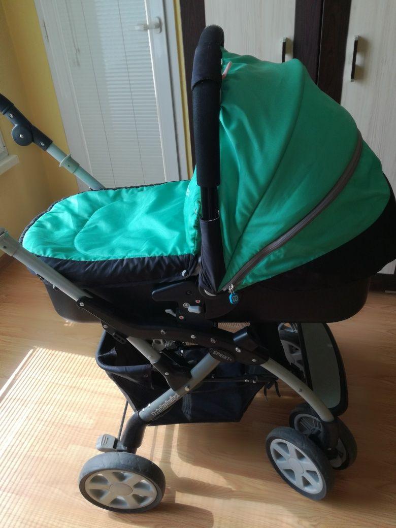 ПРОМОЦИЯ!!! Бебешка количка Bebydesign SPRINT+