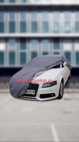 Husa auto prelata cauciucata 2 straturi, Audi,A3,A4,A5,A6,A8,Q5,Q7,Q8