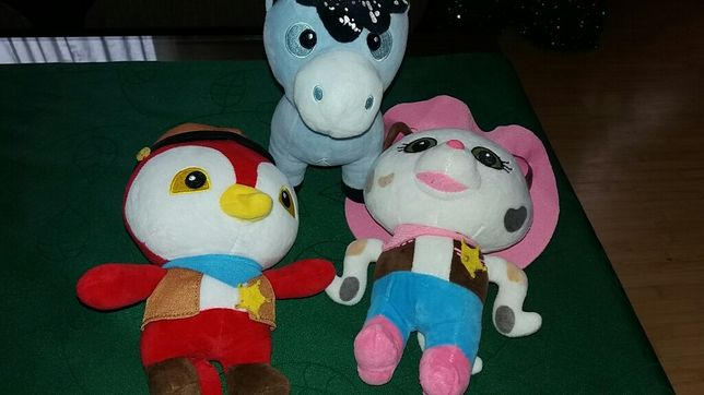 Set jucării Seriful Callie -15 ron
