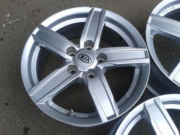 16'' оригинални алуминиеви джанти с датчици за Кia,Hyundai.