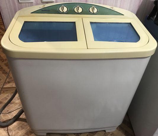 Продам стиральную машинку полуавтомат б/у