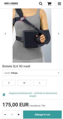 Medi SLK 90 suport cu pernă pt. brat și umăr imoblilizare postoperator