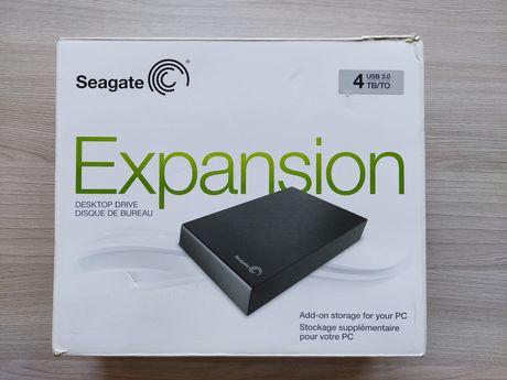 Внешний жесткий диск Seagate 4TB