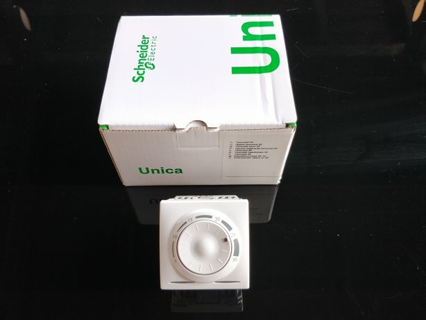 Termostat Schneider Electric UNICA ALLEGRO, MGU3.501.25