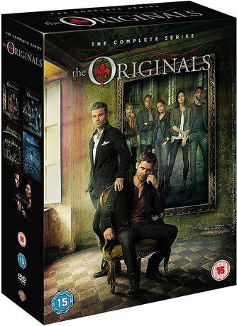 Film Serial The Originals Complete Collection DVD BoxSet ( Original )
