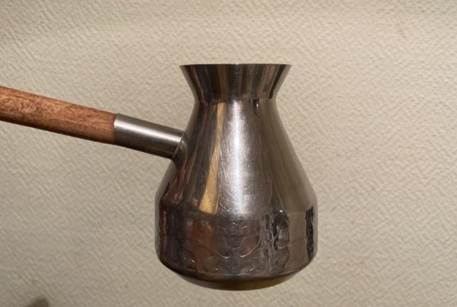 Турка джезва кофеварка советская,сделана на совесть
