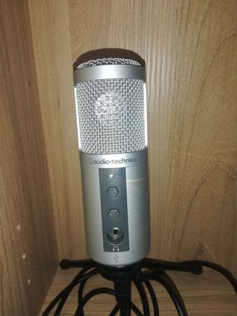 Студийный микрофон Audio technica at2020