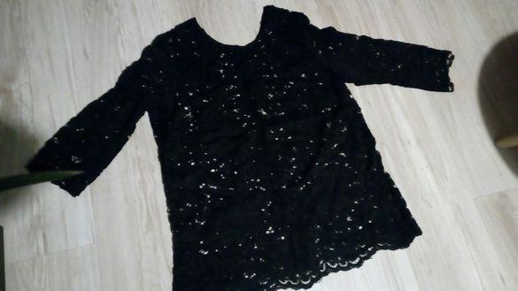 Дантелена блуза Кензол, 50