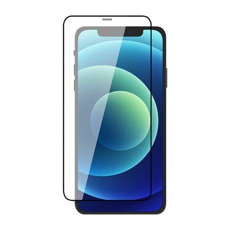 9D Стъклен протектор за iPhone 12/Mini/Pro/Max/11/XS/XR/SE 2/7/8/Plus