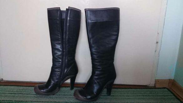 Дамски ботуши и обувки № 37