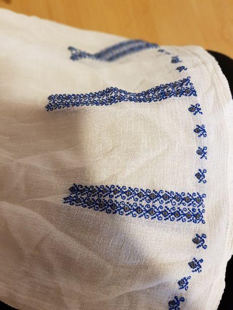 Ie tradițională cusută manual fete mărime 5- 6 ani