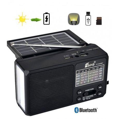 Соларно Радио - Bluetooth USB и Фенер