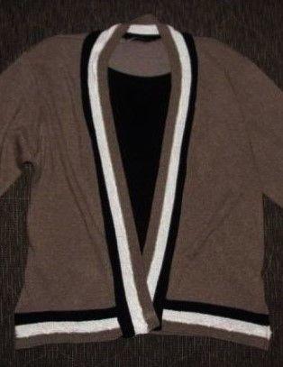 Jacheta /Cardigan /Pulover cu bluza Nou , foarte frumos - M,L,XL,2XL