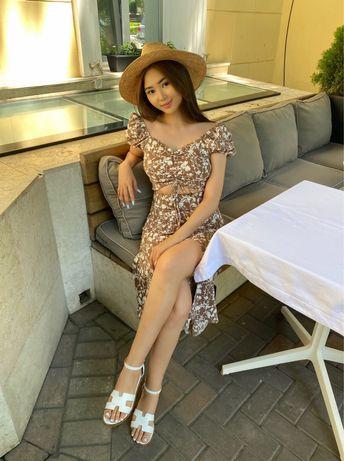Модные женские вещи! ( платье-сарафан)