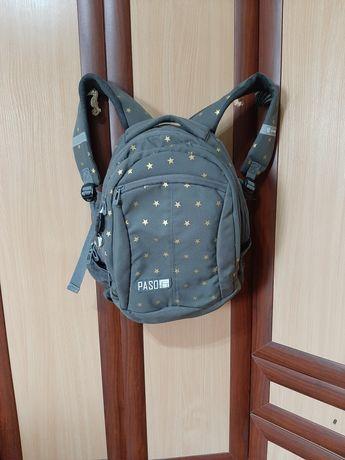 рюкзак школьный для девочки 11-12 лет
