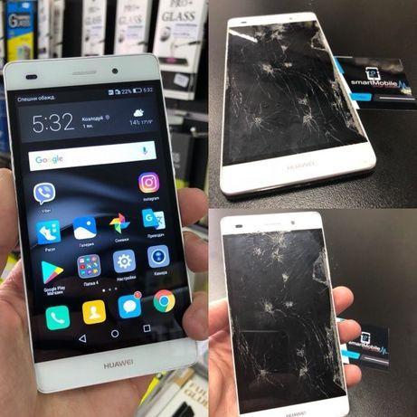 Ремонт на смартфони, таблети, смяна на екран, батерии, стъкла