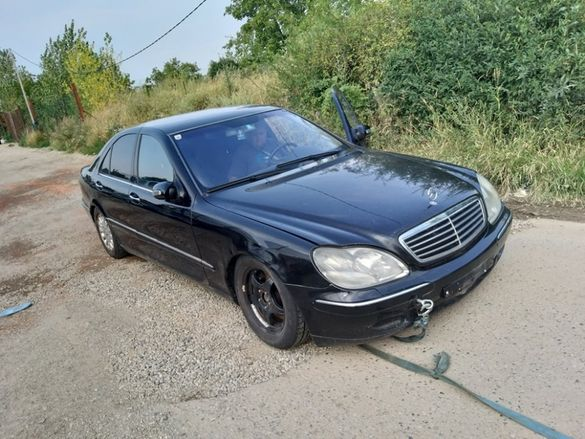 Mercedes W220 S400cdi НА ЧАСТИ ОМ628/ Мерцедес В220 ЕС400цди