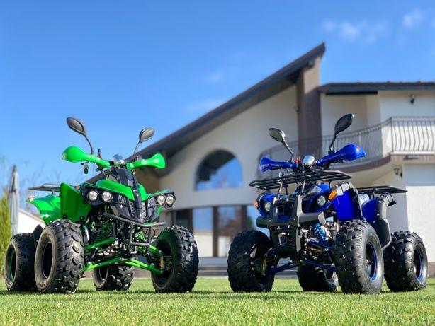 ATV Motor Quad 125cc Off Road GARANTIE Kilometraj Aparatori Roata 8 ‼️