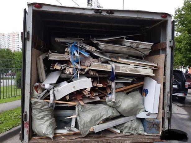 Вывозим недорого хлам строй мусор