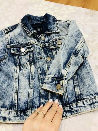 Классная джинсовка Next