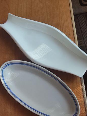 Селедочница и тарелки