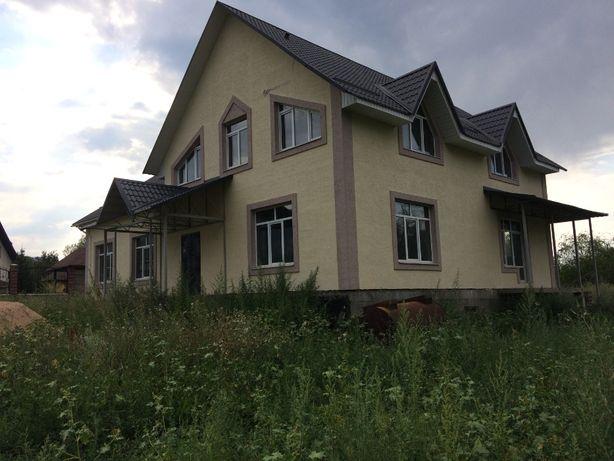"""5-комнатный дом, 550 м², 20 сот.— Талгар, Район СОК """"Ак-Булак"""""""