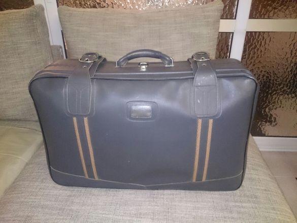 Кожен пътнически куфар