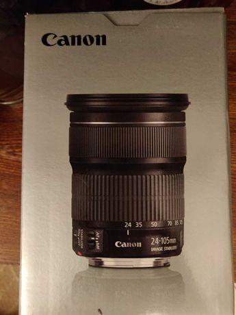 Canon EF 24-105mm Obiectiv Foto DSLR F3.5-5.6 IS STM