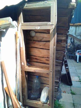дървена врата