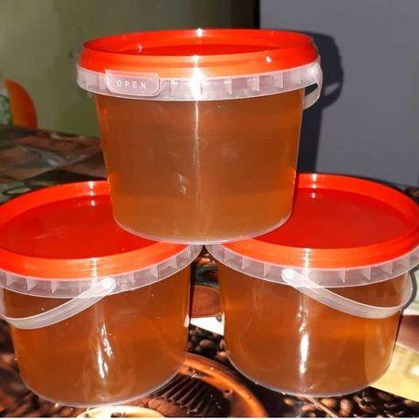 Мёд   горное разнотравие, с личной пасеки в Катон-Карагайском р-не