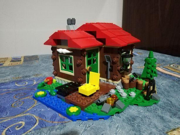 Case si inchisoare Lego