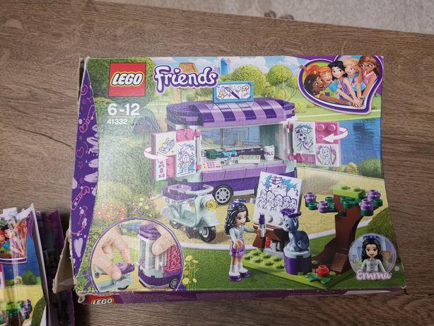 Lego 41332 Standul de arta al. Emmei