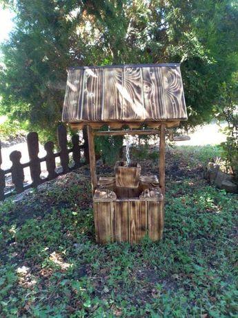 Кладенец (декорация за градина) височина 85 см