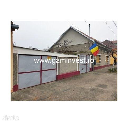 Gaminvest Teren cu casa de vanzare, Mestesugarilor, Oradea V2408