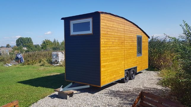 Casa Mobila / Street food trailer 6x 2m ; 2,90 m inaltime/ Schimb auto