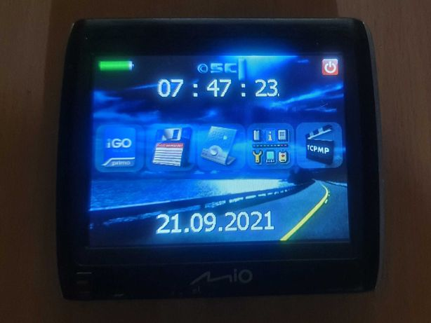 GPS Mio Moov S305