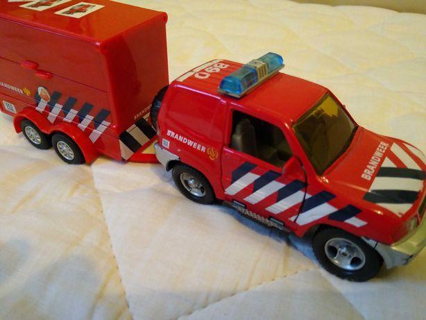 Mașinuță pompieri descarcerare