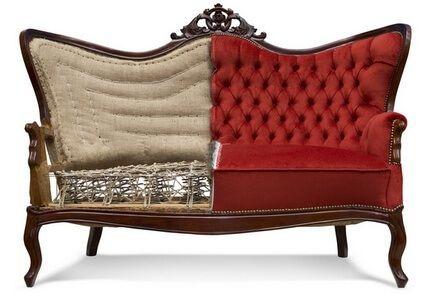 Перетяжка мягкой мебели! Изготовление на заказ! Видоизменение!