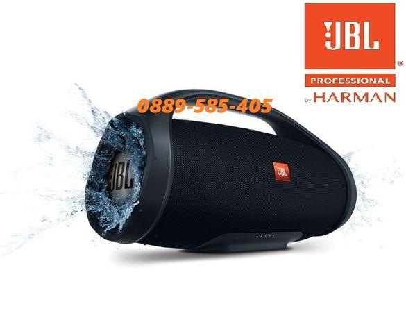 ТОП JBL boombox безжична bluetooth колонка спийкър USB Microsd колона