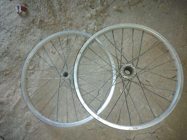 2 алюминиевых диски