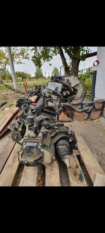 Продам двигатель на пассат б3 2.0