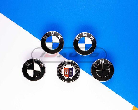 Bmw / БМВ капачки за джанти 60 / 68мм E36 E46 E60 E90 E39 X3 X5 X6