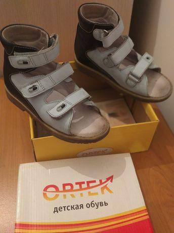 Детская обувь, ортопедические сандали
