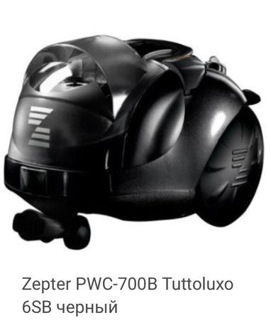 Пылесос zepter Tuttoluxo в комплекте утюг