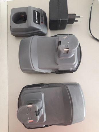 батерии за винтоверт einhell