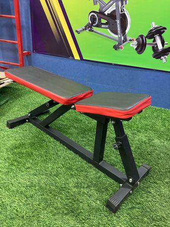 Спортивная силовая скамья от S-Maker