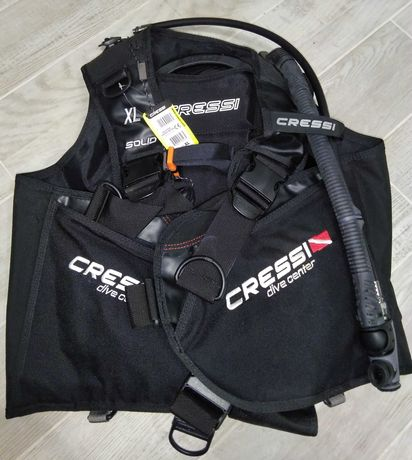 компенсаторна жилетка Cressi Solid Dive Center Edition BCD