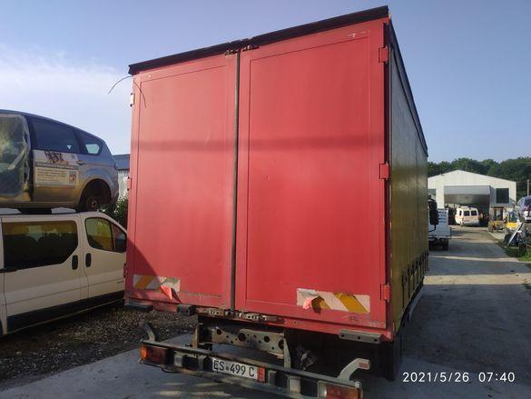 Фургон от камион