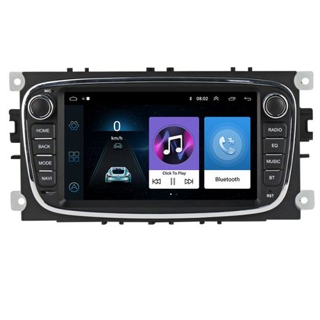 Navigatie Navi-IT, Ford Focus 2 dupa 2007 1+16 GB, Android 9.1